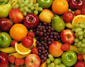 Ihre Früchte sehen zum Platzen saftig aus