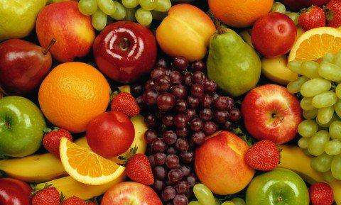 Früchte zum Dampfentsaften